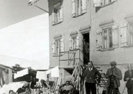 Historical Information - Elsensohn Family - Hotel Enzian in Zürs Lech