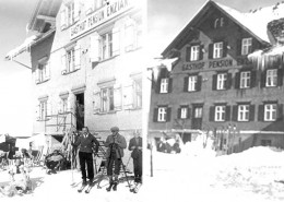 History of The Elsensohn Family - Hotel Enzian in Zürs am Arlberg