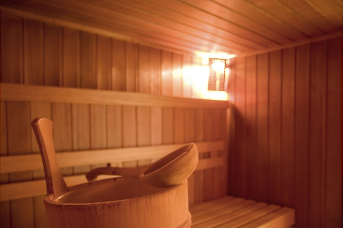 Sauna and Recreating Space